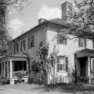 The mansion at Fall Hill
