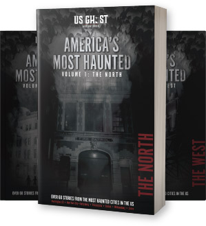 Americas Most Haunted Book