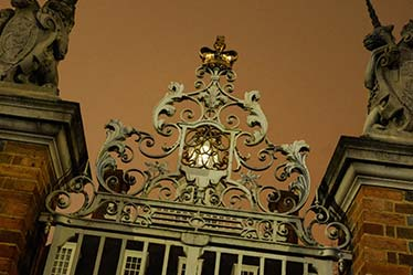 Colonial Ghost tours are genuine and original