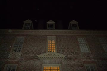 The most haunting sites of any walking ghost tour