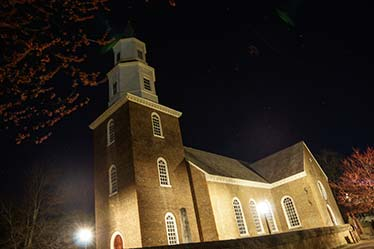 Colonial Ghosts has been voted the highest rated ghost tour on Tripadvisor