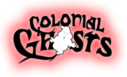 Colonial Ghosts Main Logo