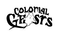 Colonial Ghosts Logo