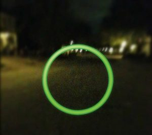 Something caught on camera on a ghost tour