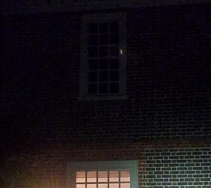 Mysterious object caught in photo on Colonial Ghosts Tour