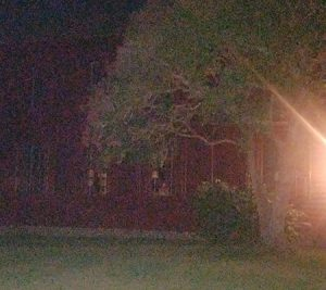 Mysterious objects caught on camera in Colonial Williamsburg, Virginia