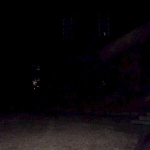 Peyton Randolf House during a Ghost Tour