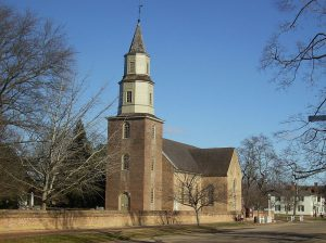 Video Recordings at Bruton Parish Church