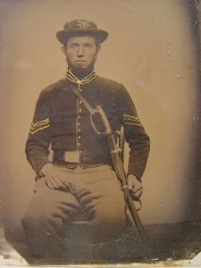 17th Pennsylvania Calvary, Union Corporal